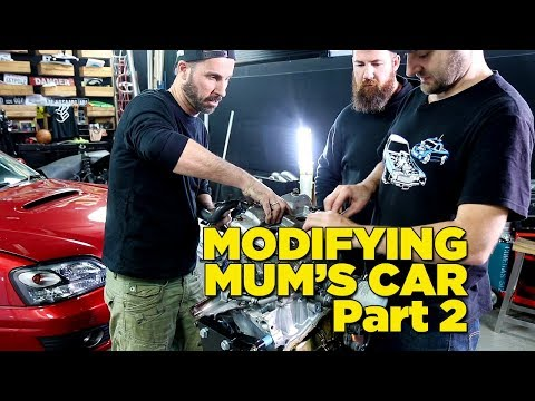 Modifying Mum's Car [Part 2]