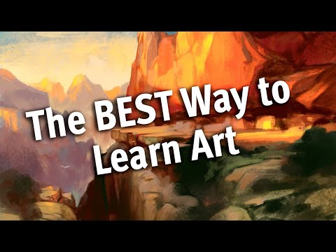 The Best Way to Learn Art - Week 1: Master Studies - Art Cam