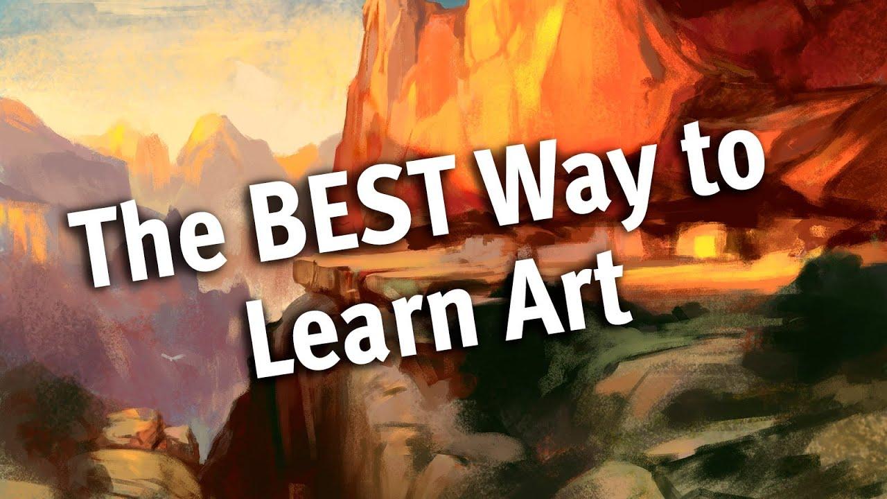 Week 1 Master Studies Noahs Art Camp Youtube