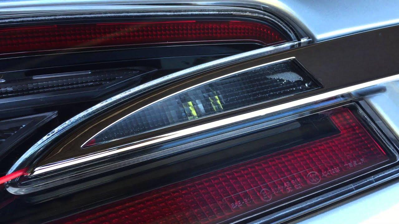 Model S Reverse Light Condensation Youtube