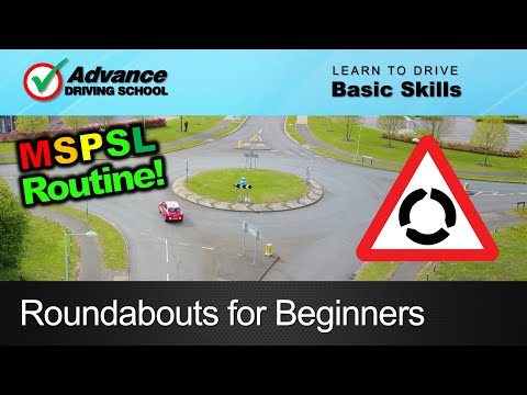 Roundabouts for Beginners  |  Learn to drive: Basic skills