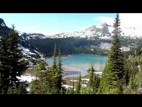 Lower Lyman Lake Backpacking - North Cascades