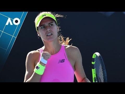 Suarez Navarro v Cirstea match highlights (2R) | Australian Open 2017