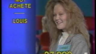 """""""LA LIGNE DE CHANCE""""  avec COLETTE et CHRISTIANE LILES (Avril 1991)"""