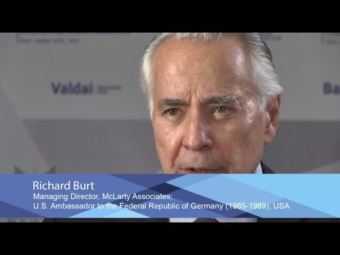 Richard Burt: The Future of Arms Control: Nuclear Weapons and Cybersecurity. Part II