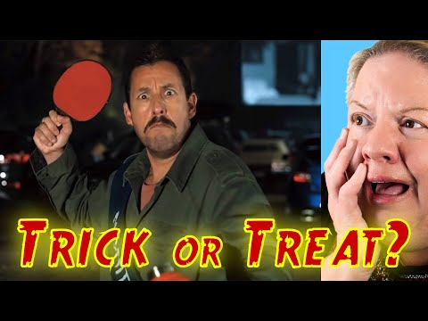 Hubie Halloween Trailer REACTION