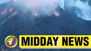 No Behaviour in Manchester Jamaica | Volcano Erupts in St Vincent & the Grenadines