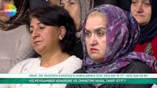 Prof. Dr. Mustafa Karataş ile Muhabbet Saati 46.Bölüm