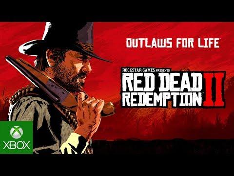 Red Dead Redemption 2 теперь доступна на Xbox One по подписке Xbox Game Pass