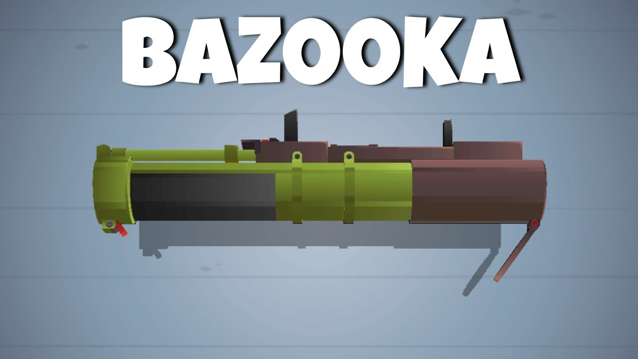 Johnny Trigger Sniper New Update: New Guns Bazooka