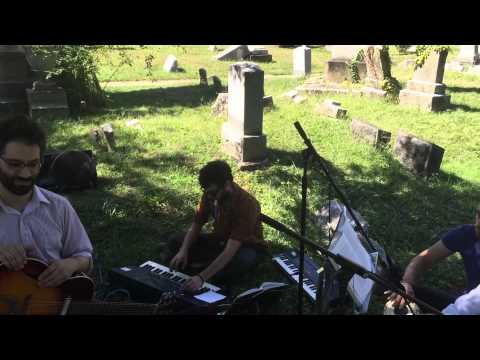 Perfect Lives Jersey City, Backyard rehearsal