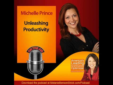 Unleashing Productivity with Michelle Prince - YouTube