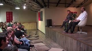 00004 Беседы с Уэйном Ликерманом (Рам Цзы) в Москве 14 сентября 2018
