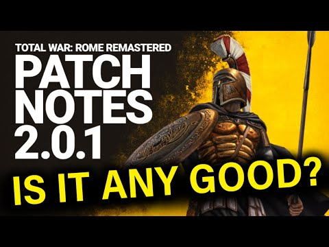 NEW PATCH RELEASED! ALL CHANGES & REVIEW - Total War News
