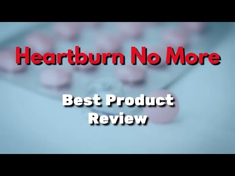 Heartburn No More (TM) + Bonuses+ 3 Months Counseling With Jeff Martin — Review 2017