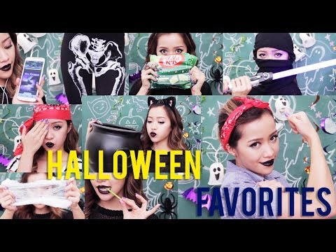 Halloween Favorites