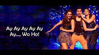 Chalti Hai Kya 9 Se 12 - Dev Negi & Neha Kakkar - Judwaa 2 - Lyrical Video With Translation