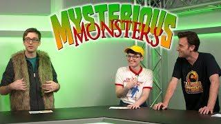 Mysterious Monsters - RPG Trivia Game Show - Bosman, Noah, Don