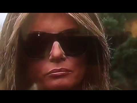 Conspiracy Theory: Melania Trump Decoy....Will the real Melania please stand up!!??
