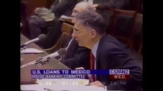 Bernie Sanders and Ralph Nader on NAFTA (1/25/1995)