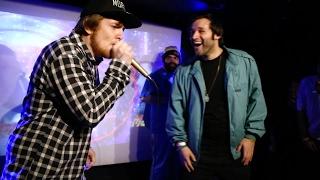 NaPoM vs Mark Martin / Battle 13 - Seven to Smoke Beatbox Battle
