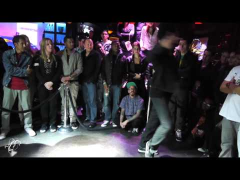 Swiftt (ATeamLv) vs Laurent (Les Twins)| All Styles Semi| Full Force 18th Anniv| #SXSTV