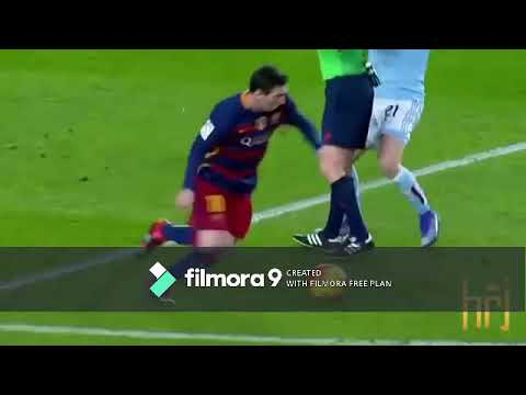 Download messi best skills and goals