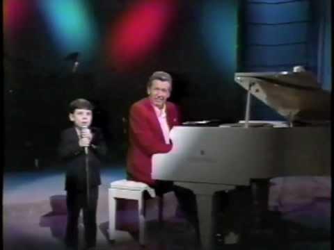 "Floyd Cramer & Grandson Jason Coleman - ""Nashville Now"" with Ralph Emery"