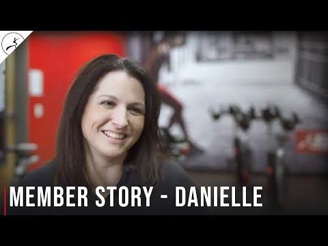 Snap Fitness Testimonial - Danielle