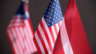 Atskats uz Saeimas priekšsēdētājas vizīti ASV