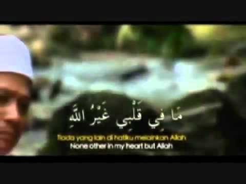 Keagungan Zikrullah Hasbi Rabbi JallAllah