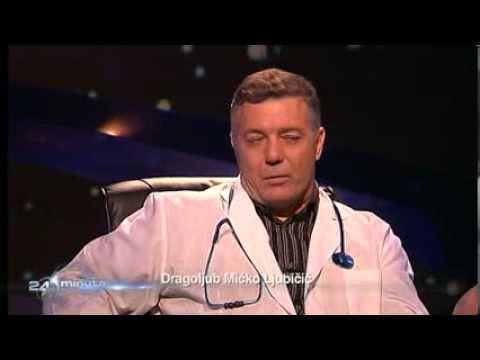 Dr Agoljub Miko Ljubii u '24 minuta' (dua verzija)