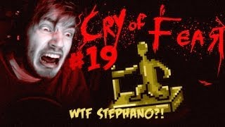 STEPHANO, WTF ARE YOU DOING HERE? (Easter Egg) - Cry Of Fear - Playthrough - Part 19