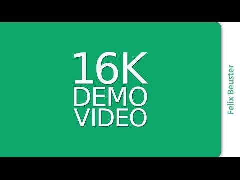 How big is 16K video? [EN]