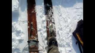 Новые крепления на лыжи