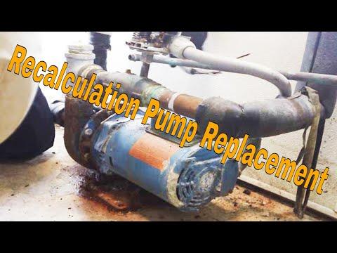 Recalculation Pump Replacement 👍👍👍