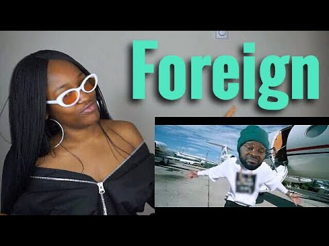 Simi & Falz - Foreign - Official Video REACTION | Chinyere Ibelegbu