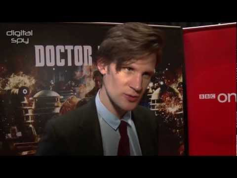 Doctor Who stars and producers on season 7 and 50th anniversary