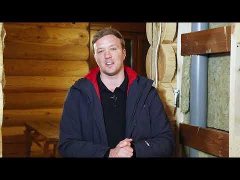 Монтаж скрытых коммуникаций и котельной в деревянном доме.
