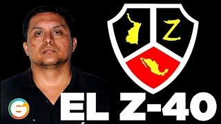 """Miguel Ángel Treviño Morales """"Z 40"""" ; El Capo que sembró el terror"""
