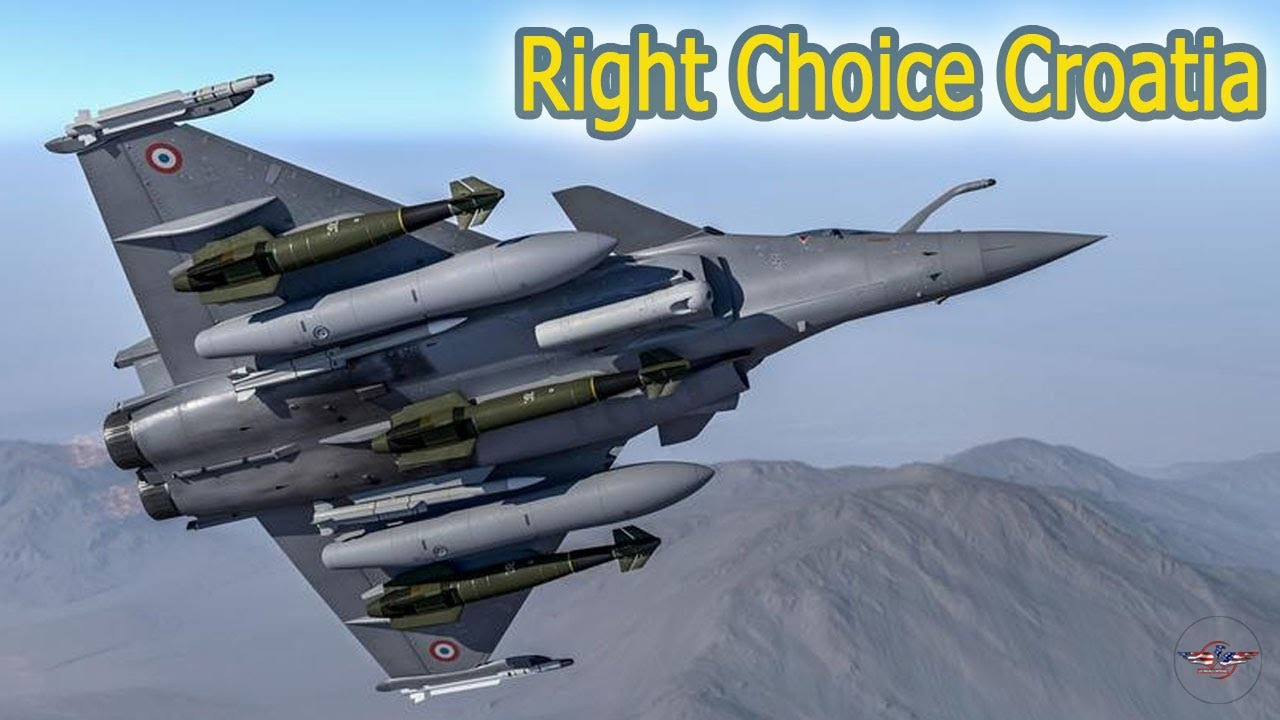 Download What are the Rafale F3-R Planes that Croatia Procures?
