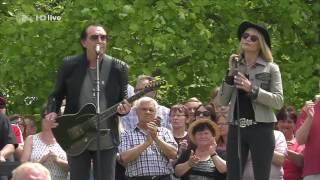 "22.05.2016 Fernsehgarten - Stefan Zauner & Petra Manuela ""So Wie Wir Leben"""