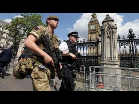 British military deployed amid 'imminent' U.K. terror threat