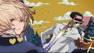 SR vs SSR Albert - Granblue (グラブル)