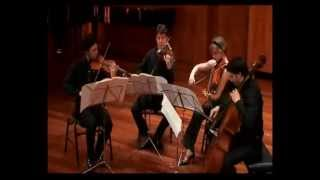 BEETHOVEN String Quartet No.3, op.18 1st movement