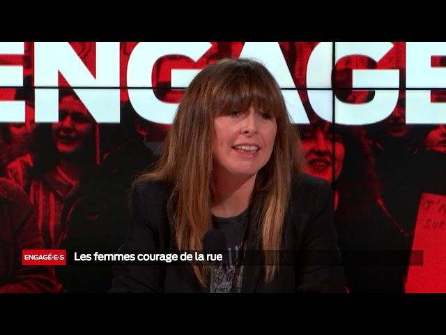 Engagées - Les femmes courage de la rue