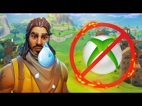 Playstation EXPOSED For Blocking Fortnite Crossplay With Xbox One