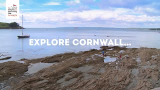 Discover Cornwall with The Camping and Caravanning Club