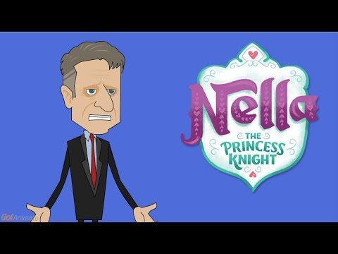 Ozzy Sings The Nella The Princess Knight Song And Gets Grounded BIG TIME