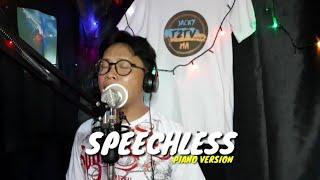 #naomiscott#speechless#aladdin#cover Naomi Scott - Speechless   Live Cover By Jacky Ma